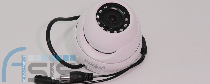 Внутрішня камера відеоспостереження DH-HAC-HDW1200RP-S3A (3.6 мм)