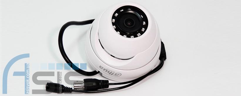 Камера відеоспостереження Dahua DH-HAC-HDW1400MP
