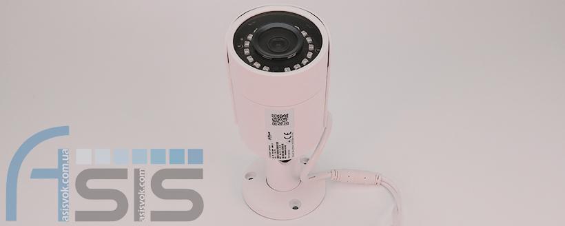 Запис з Wi-Fi камеры Dahua DH-IPC-HFW1230SP-S2 (2.8 мм)